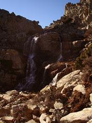 Ryakas falls