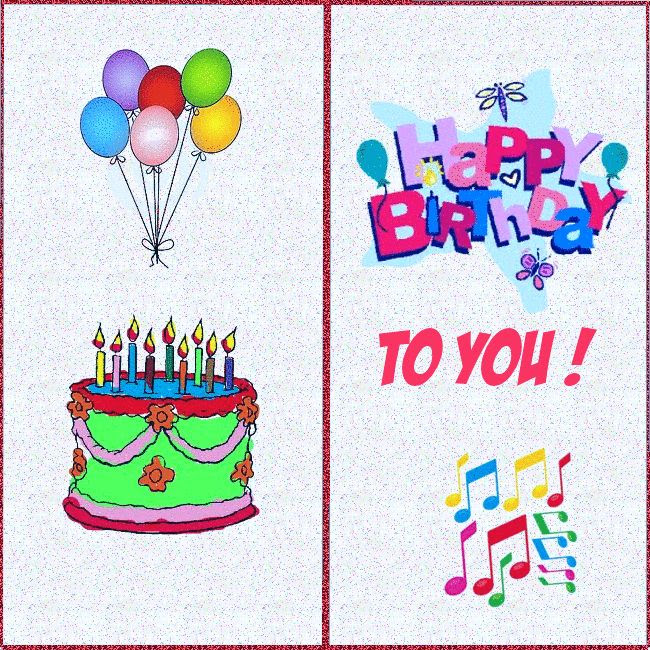 Free Printable Happy Birthday Cards Images and Pictures | Happy ...