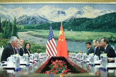 President Trump Orders Actions To Pressure North Korea