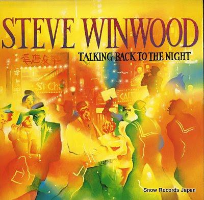 WINWOOD, STEVE talking back to the night
