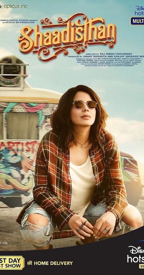 Shaadisthan (2021) 480p 720p 1080p WebRip Hindi Full Movie