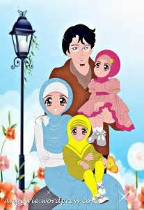 gambar animasi muslim terbaru kumpulan gambar animasi