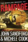 Title: Rampage (The Singular Menace, 3), Author: John Sandford