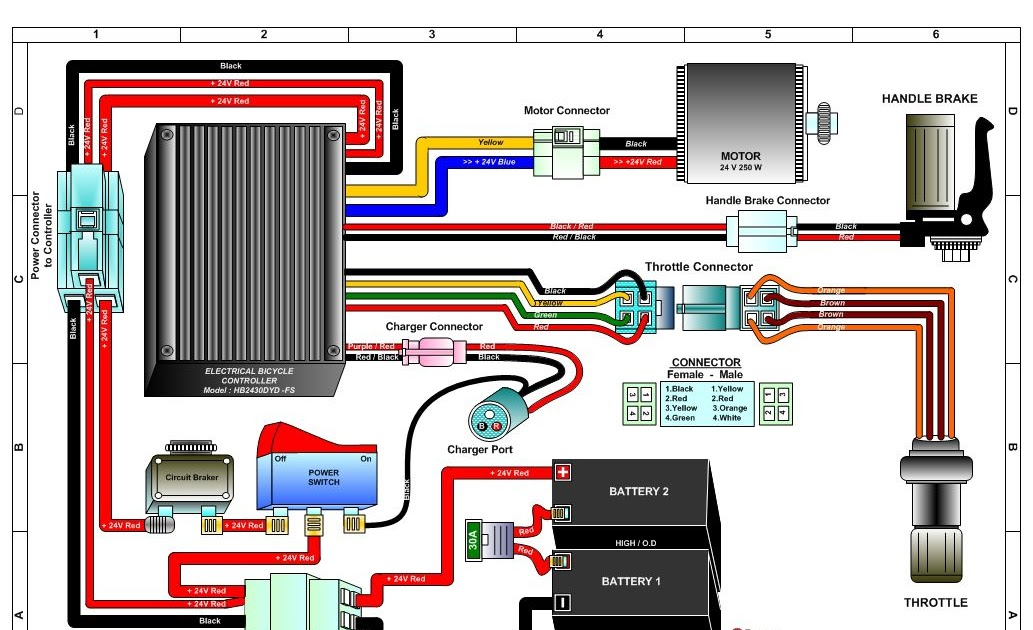 Zero Electric Motorcycle Wiring Diagram