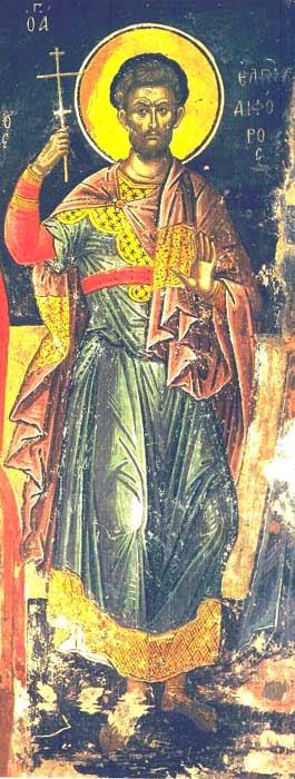 mg ST. ELPIDEPHOROUS, Martyr