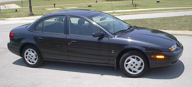 2002 Saturn Sl2 August 6 2009