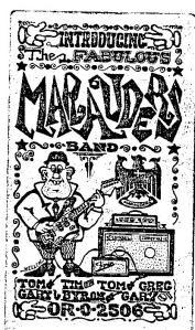 Saffrons Rule Marauders