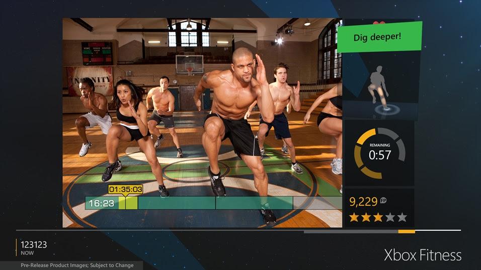 Xbox Fitness 5