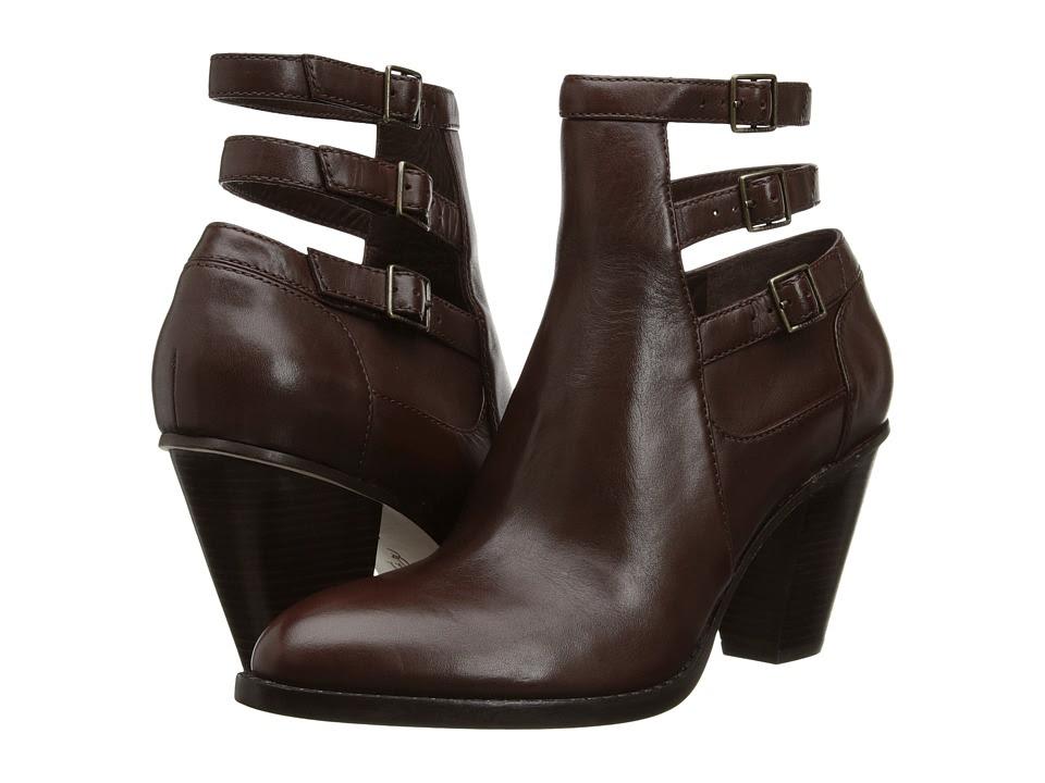 Cole Haan - Dalton Bootie (Chestnut) Women's Boots