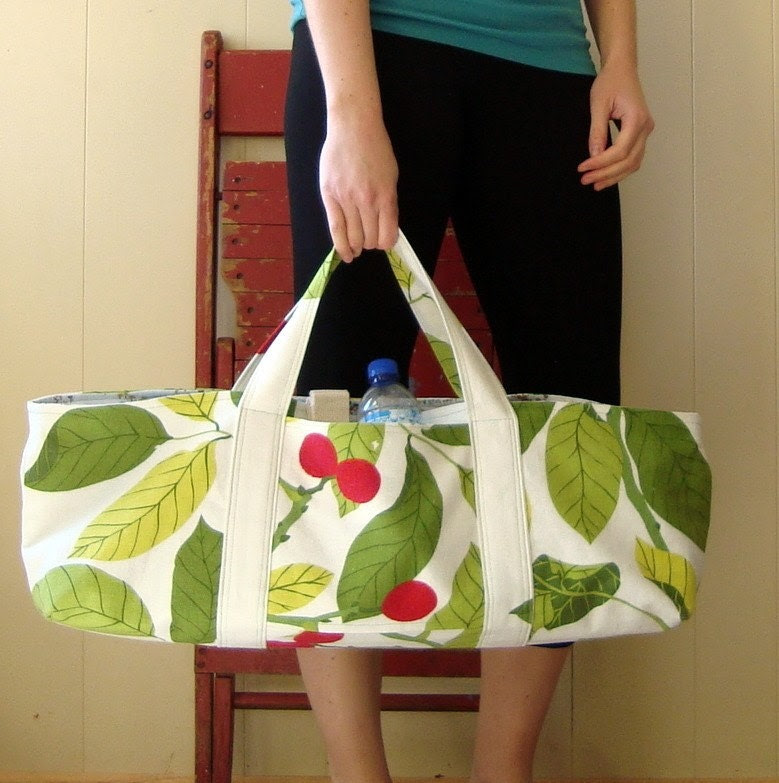 Love of Nature Yoga Mat Bag