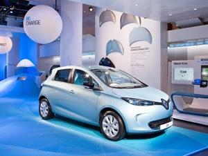 Renault Zoe tem como prosposta ser um carro elétrico popular (Foto: Divulgação)