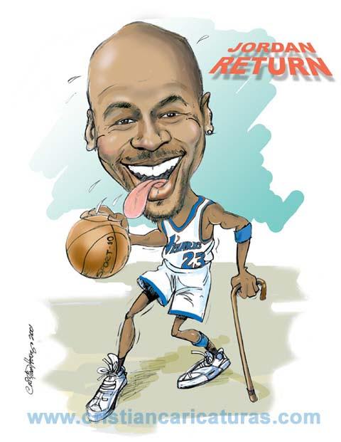 JORDAN return