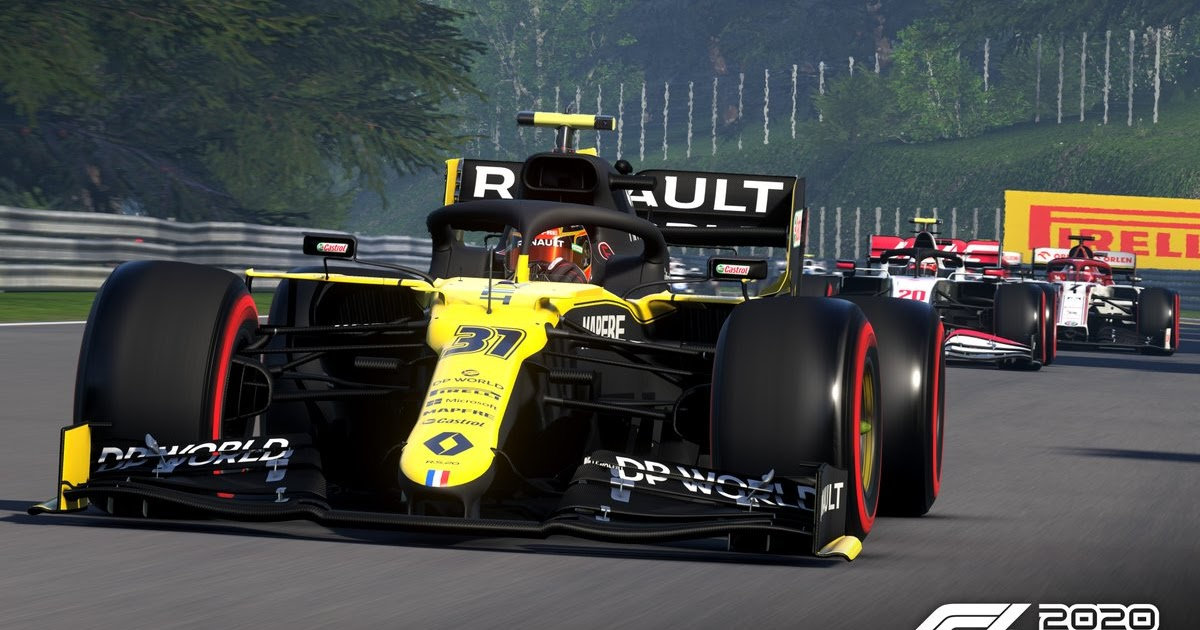 F1 2021 Game Release Date Ps4
