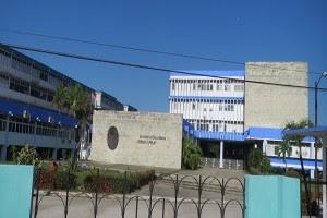 """Hospital universitario """"Carlos J. Finlay"""" de Camagüey-foto del autor"""