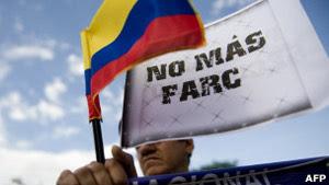 Protesto é realizado por detidos em mais de 10 penitenciárias colombianas  (Foto: AFP)