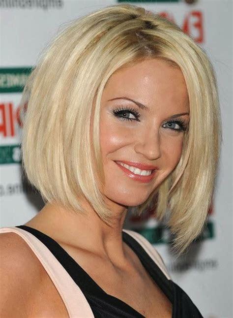 photo  medium length bob hairstyles  thin hair