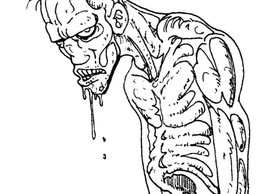 10 free coloring pages of disney zombies printable pdf