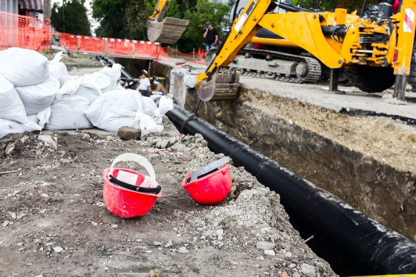 Excavation Safety Safety Toolbox Talks Meeting Topics