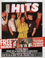 Smash Hits, March 18, 1982