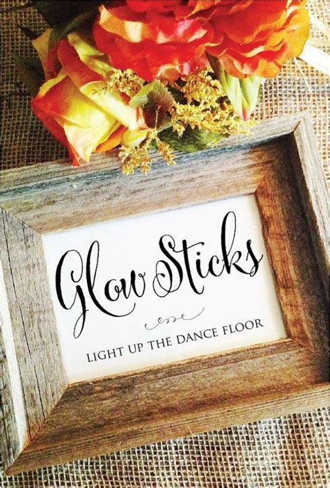 Best 25  Glow stick wedding ideas on Pinterest   Wedding