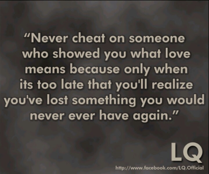 Quotes About Cheating In Relationships 19 Quotes