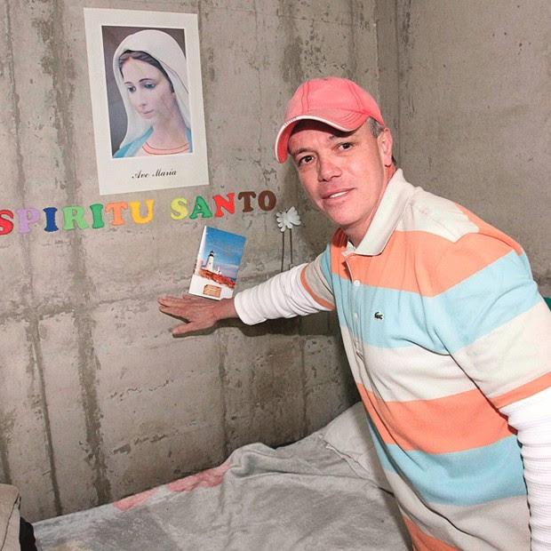 Popeye, a poucos dias de sair da cadeia, concede uma de suas últimas entrevistas antes de sumir do mapa (Foto: GQ Brasil)