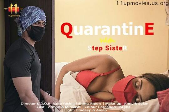 Quarantine With Step Sister (2021) - 11UpMovies Short Film