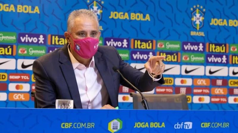 ELIMINATÓRIAS DA COPA: Tite convoca a Seleção para duelos contra Paraguai e Equador e volta a chamar Gabigol e Daniel Alves; veja lista