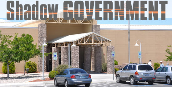 Nye County Corruption - Shadow Government