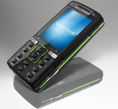 Sony Ericsson K850i - First Look