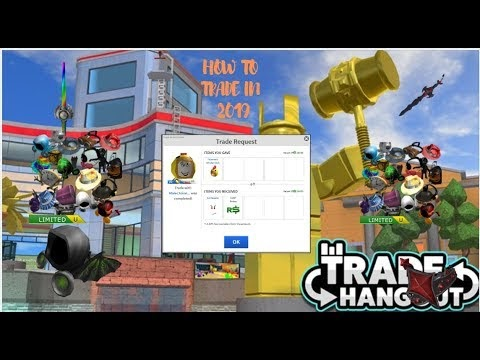 Roblox Public Trade | How To Get Free Robux Without Hacking 2019