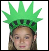 Statue<br />  of Liberty Crown