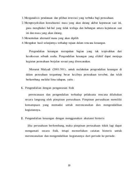 Tugas 1 makalah manajemen keuangan