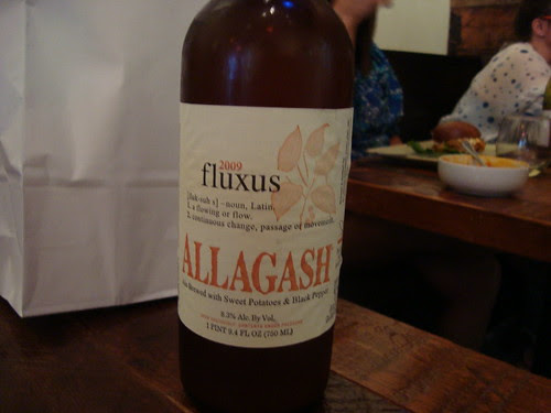 Allagash Fluxus 2009
