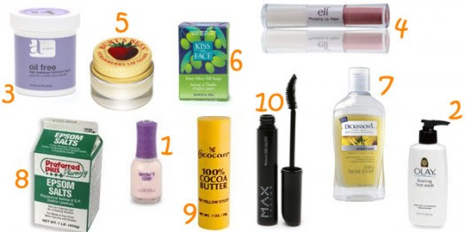 cheap beauty products in Cyprus