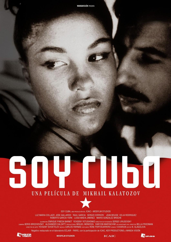 Resultado de imagem para soy cuba poster 1964