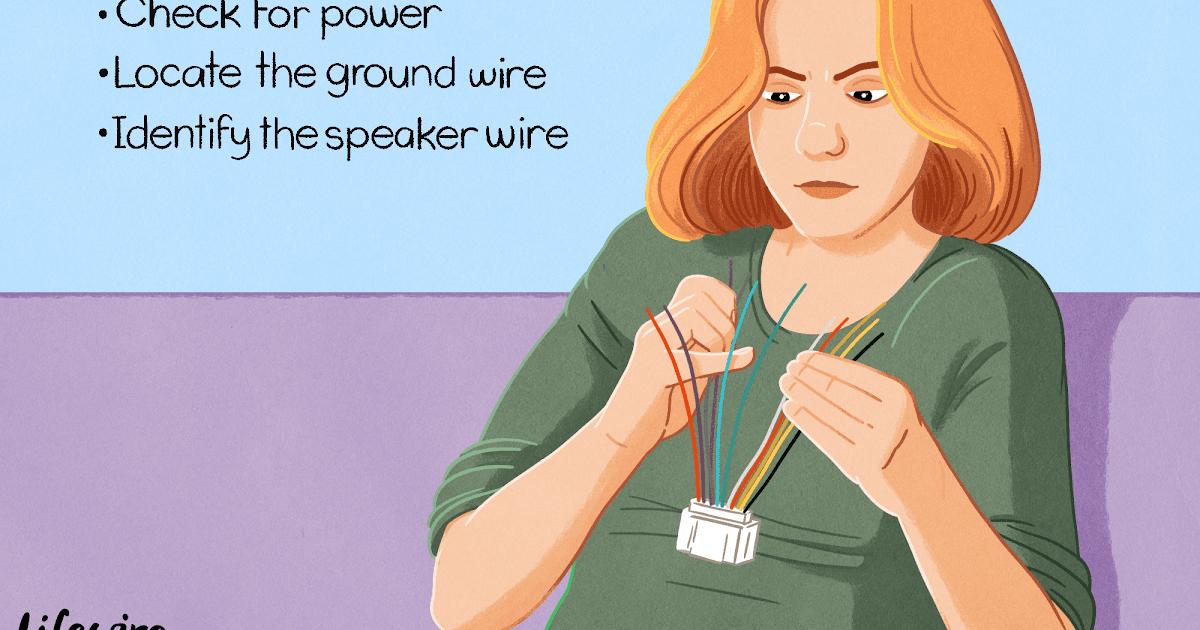 1995 Tahoe Speaker Wiring
