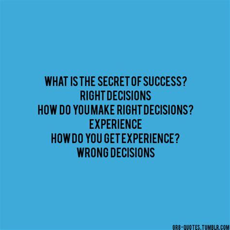 Decision Making Quotes Tumblr