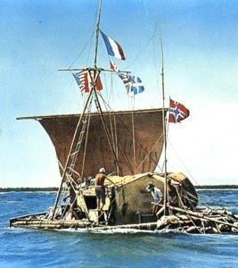 Foto de la Kon-Tiki