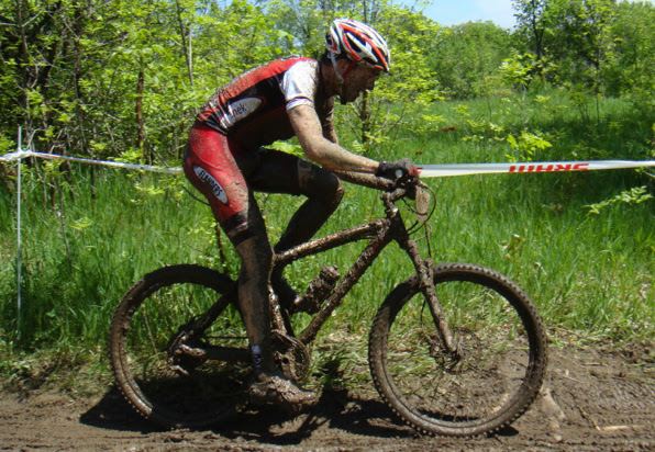 la ruta de los Conquistadores mountain bike race