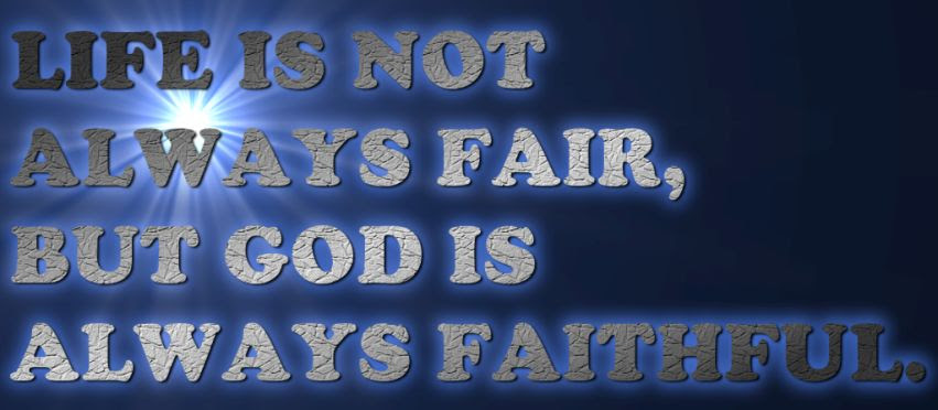 Quotes About Life Not Being Fair 14 Quotes