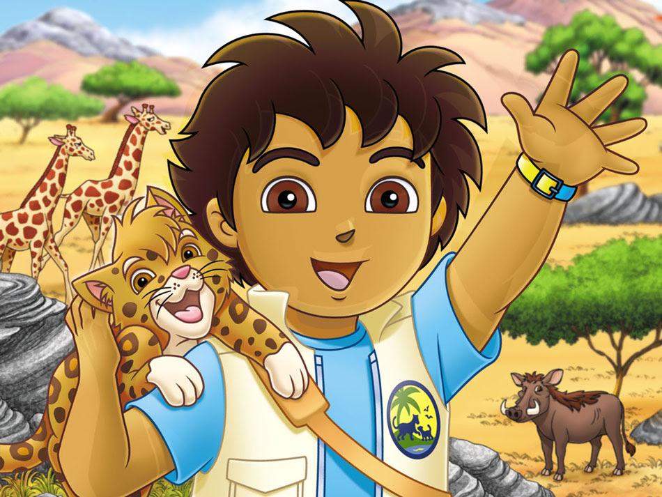 Go Diego Go Games - KIDS GAMES HEROES