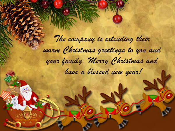 2017 merry christmas wishes to employees - Christmas Wishes Video