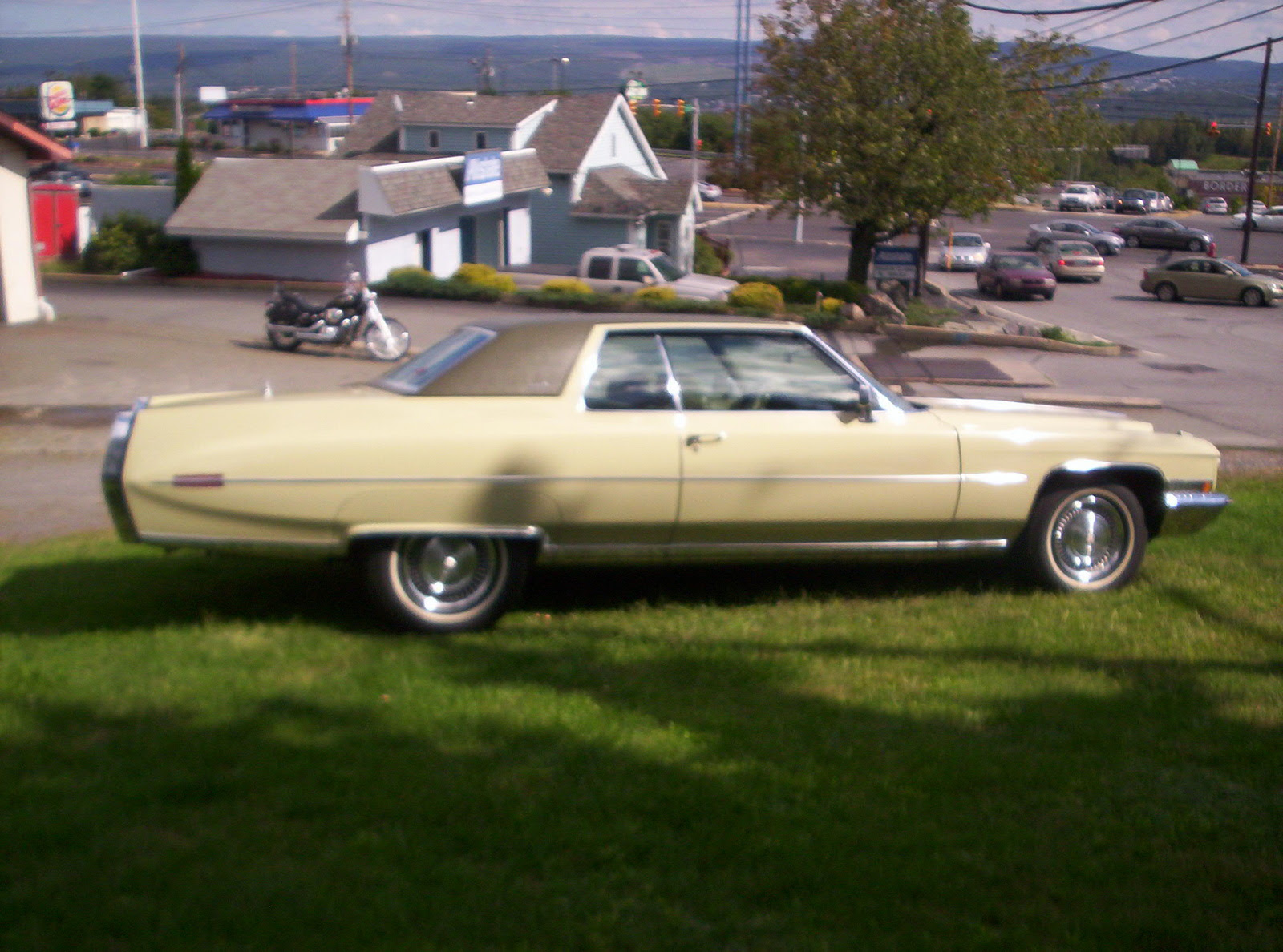 1972 Cadillac DeVille - Overview - CarGurus