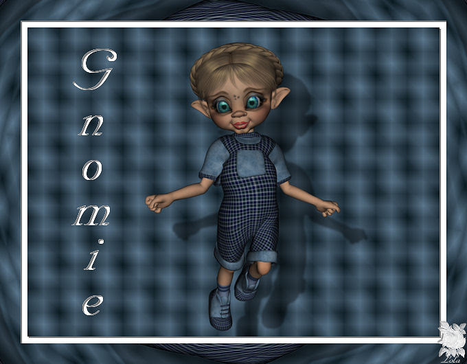 el pequeño Gnomie
