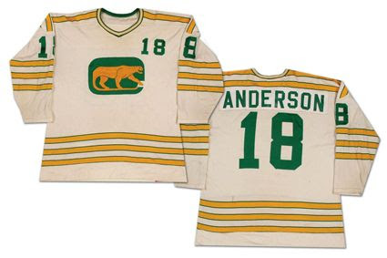 Chicago Cougars 72-73 jersey