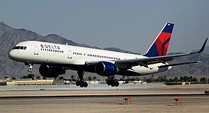 Delta Air Lines Boeing 757-200 (N703TW)