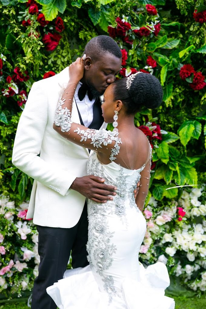 From an Instagram DM to Forever Love! Esther and Opemipo's Beautiful Wedding