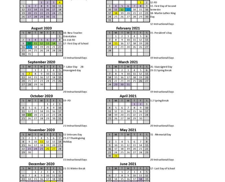 Lausd Calendar 2022.2022 Calendar Lausd Calendar 2021
