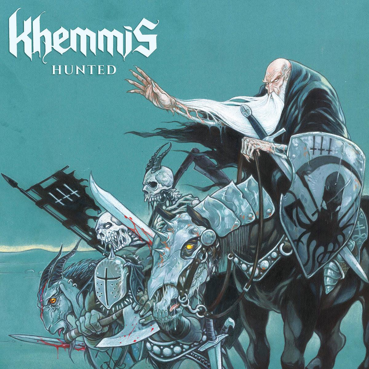 Image result for khemmis hunted